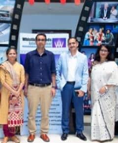 April 25 2019 Whistling Woods International S Wwi School Of Media And Communication Organised Saksham 2019 Wwi